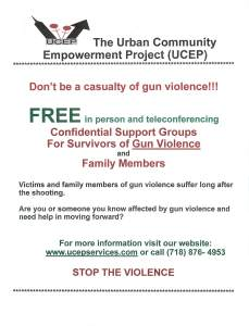 Support Group for Victims of Gun Violence and Family Members @ Houston | Texas | United States